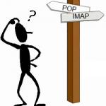 Configurar cuenta de correo de POP3 a IMAP