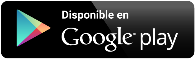 Botón Google Play descargar aplicaciones